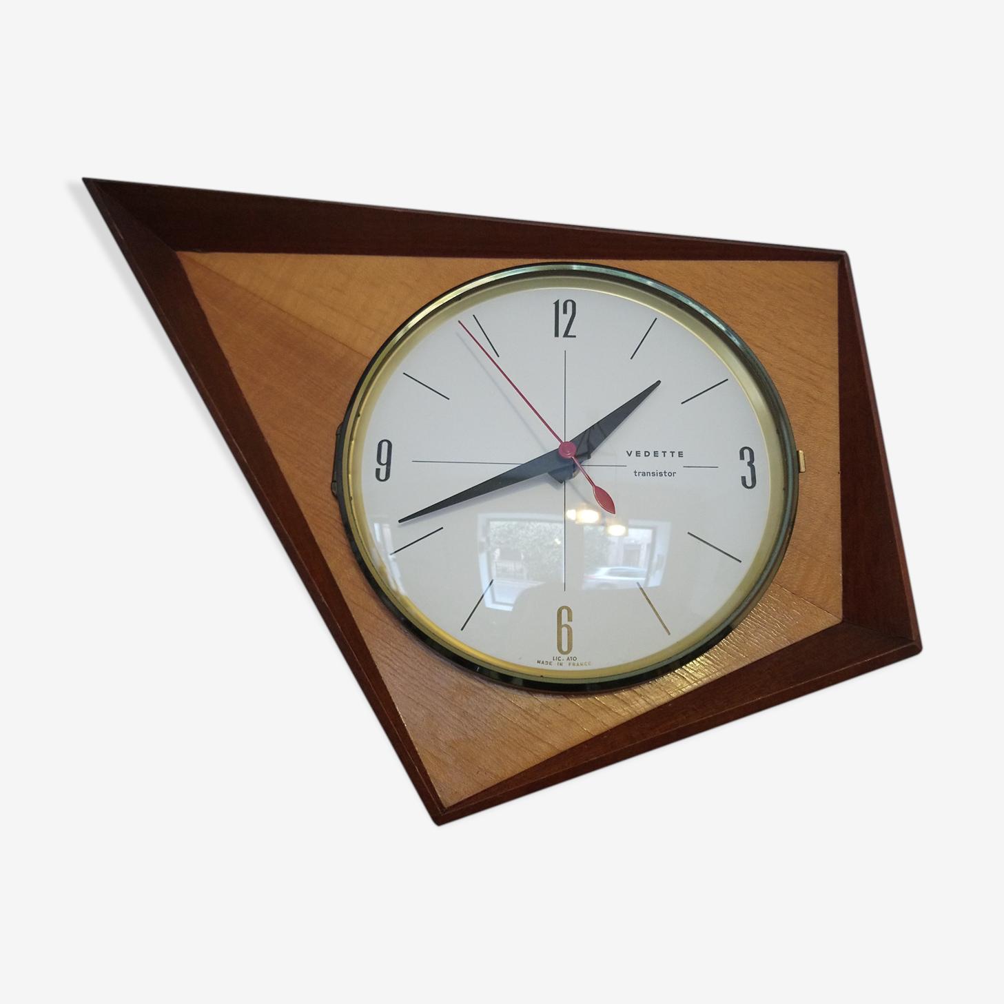 Horloge vedette années 60