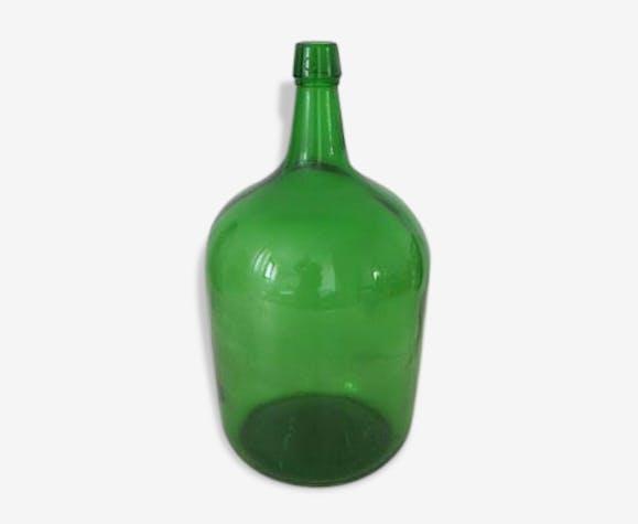 5litres vintage glass bottle