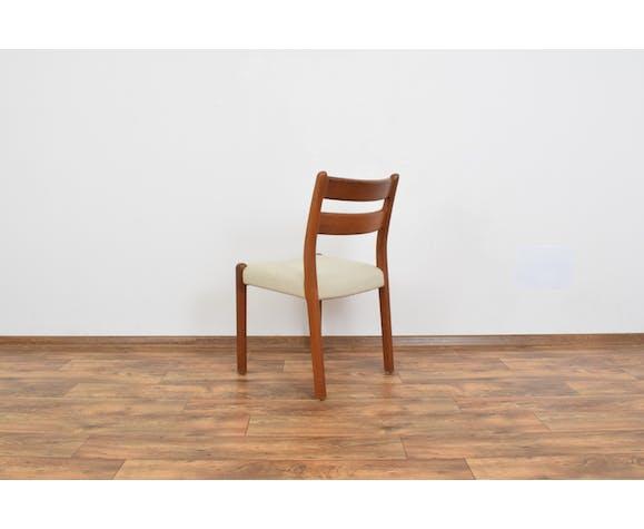 Lot de 4 chaises par Emc Møbler 1970
