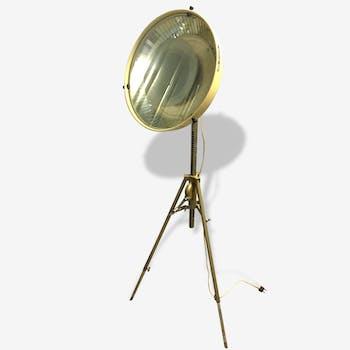 Projecteur et projecteur sur tr pied vintage d 39 occasion - Lampe sur pied vintage ...