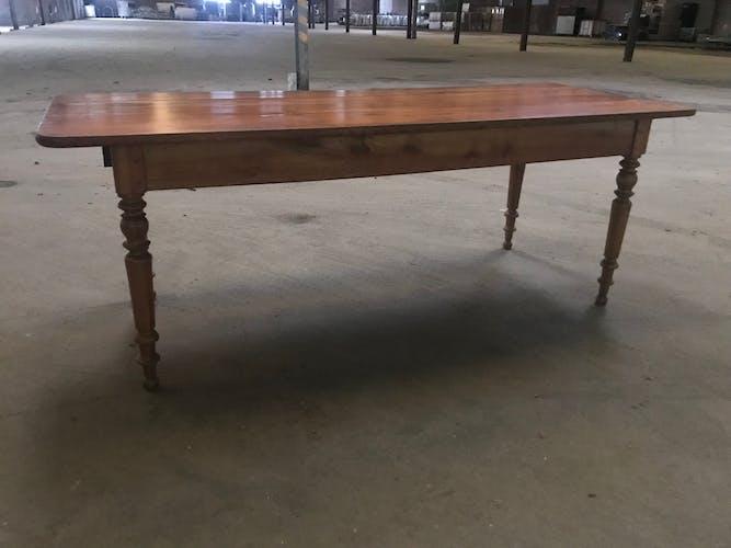 Farm table Louis Philippe 19th