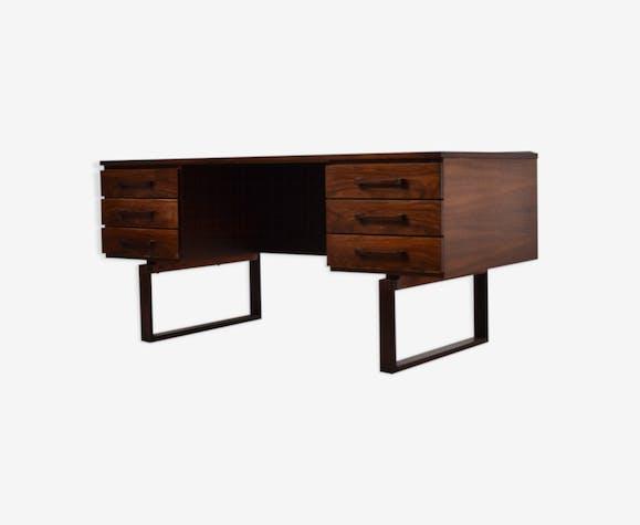Freestanding desk by Kai Kristiansen, Denmark 1960's.