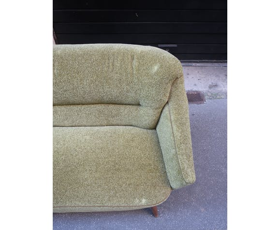 Canapé vintage des années 50/60