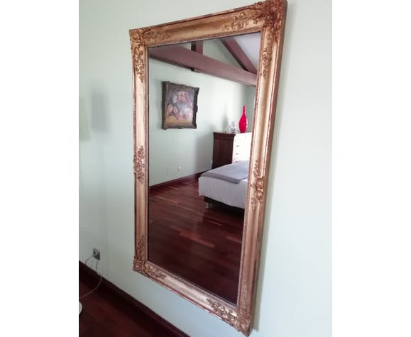 Miroir ancien - 140 x 80cm