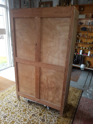 Old pharmacy cabinet