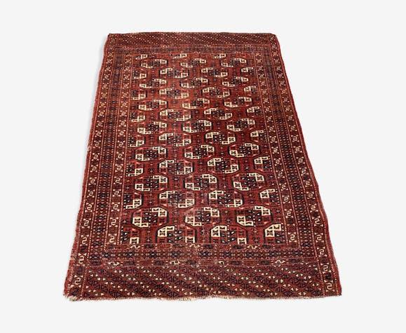 Old Turkman carpet 177x117cm