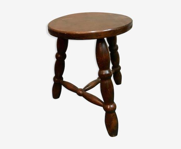 80s Tripod stool