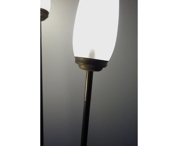 Lampadaire vintage des années 50