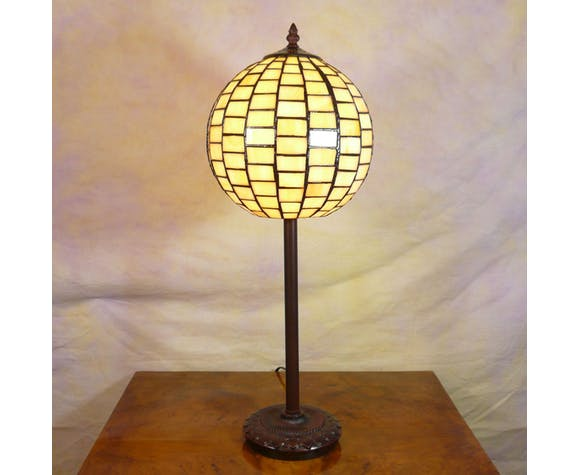 Lampe Tiffany Art Deco Selency