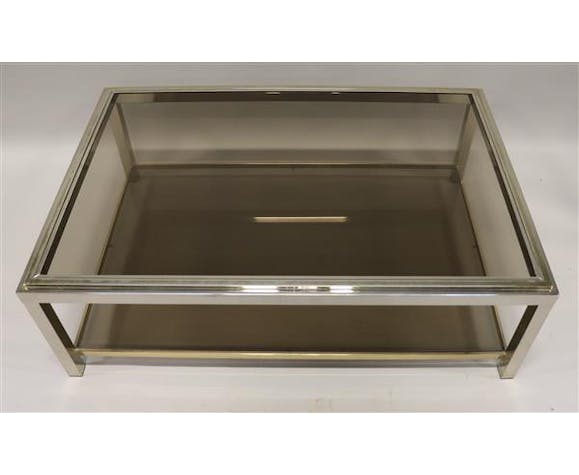 Table basse Belgo Chrom