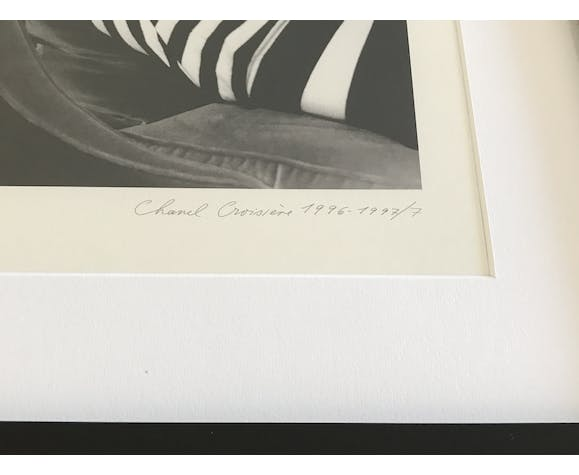 Photo de Karl Lagerfeld Chanel collection 1996 / 1997