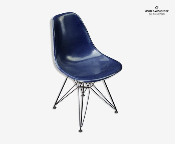 Chaise DSR Design Charles Et Ray Eames Dition Herman Miller Pied Eiffel