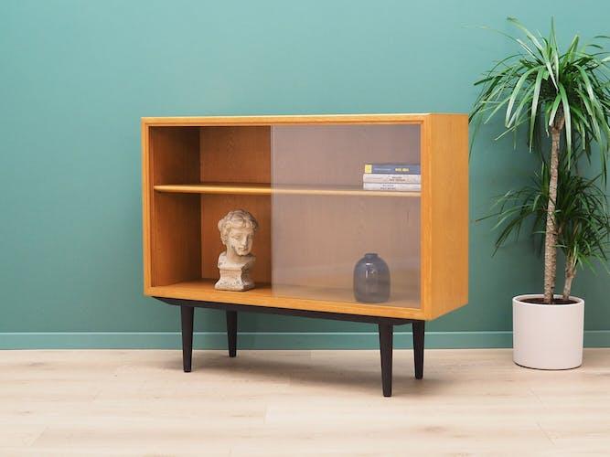 Bibliothèque chêne par Møgensen pour Søborg, design danois, 60's