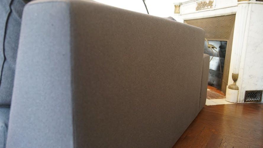Cinna / design Didier Gomez : ensemble canapé modulable modèle Exclusif 3 pièces