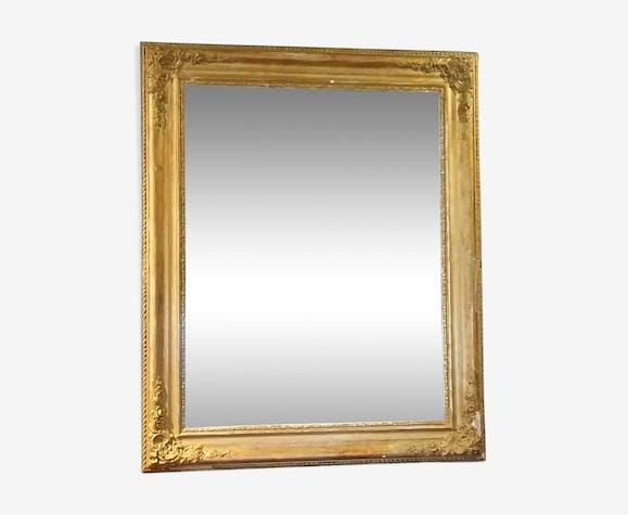 Louis XV style mirror 67x82cm