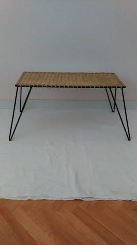 Table basse par Raoul Guys années 60