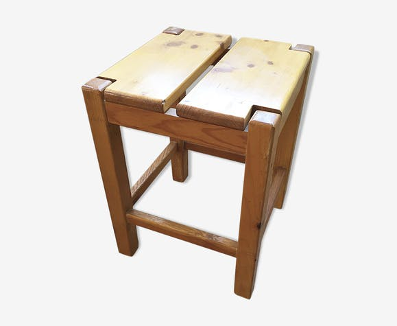 """Week-end"" stool by Gautier-delay"