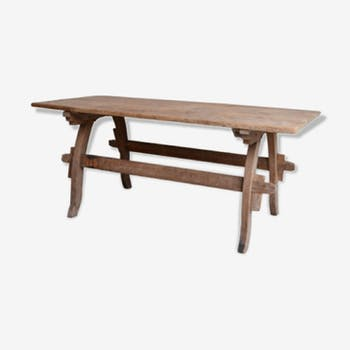 Swedish farm table