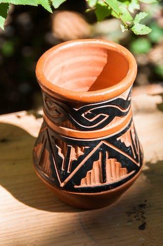 Vase en terre cuite Artisanat Brésilien