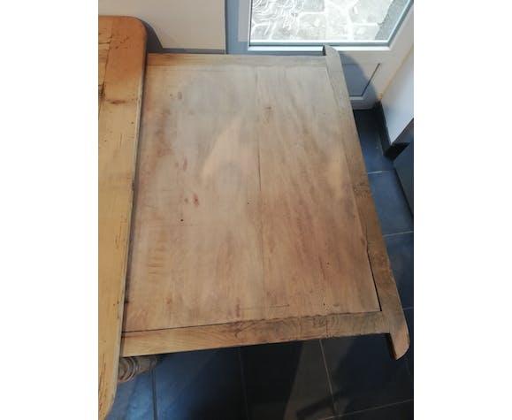 Table de ferme avec rallonge