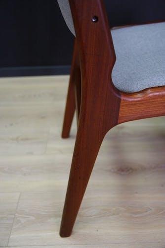 Johannes Andersen chairs danish design teak retro