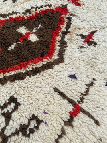 Tapis berbere azilal 85x200 cm