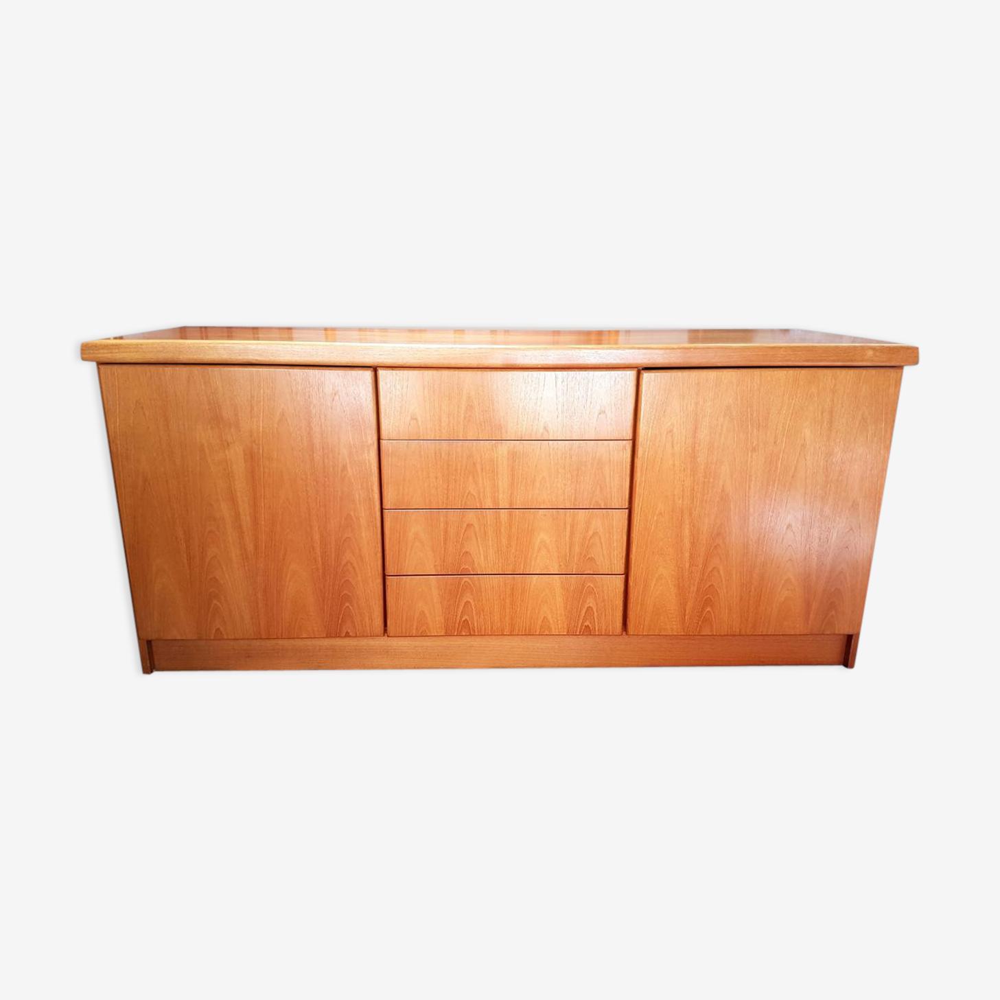 Buffet minimaliste vintage de Christian Linneberg