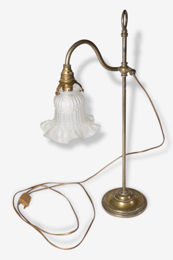 """Lampe de table """"tulipe"""""""