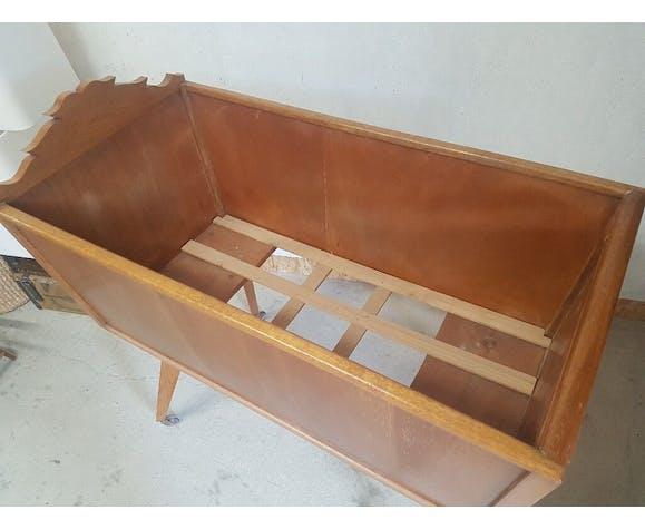 Vintage cradle compass feet
