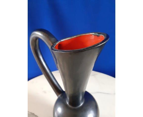 Vase à grande anse Atelier Claude Tabet