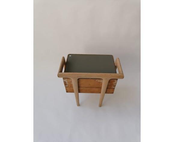 Table de chevet 1950