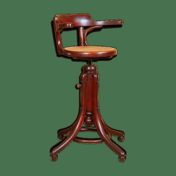 Chaise Haute Enfant Pour Années Coiffeur Fischel BoismatériaucouleurBon État Vintage 2030 Ssncxwg De 76bygvYf