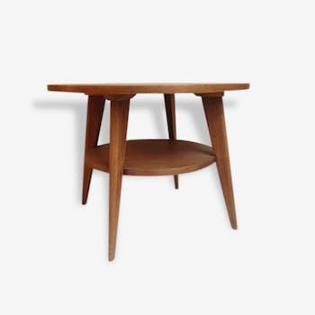 End table in oak 1950