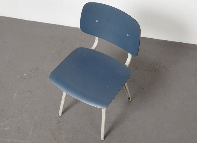 Friso Kramer Revolt chair for Ahrend de Cirkel 1953