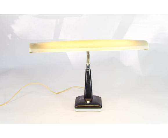 Vintage 1960s national office lamp