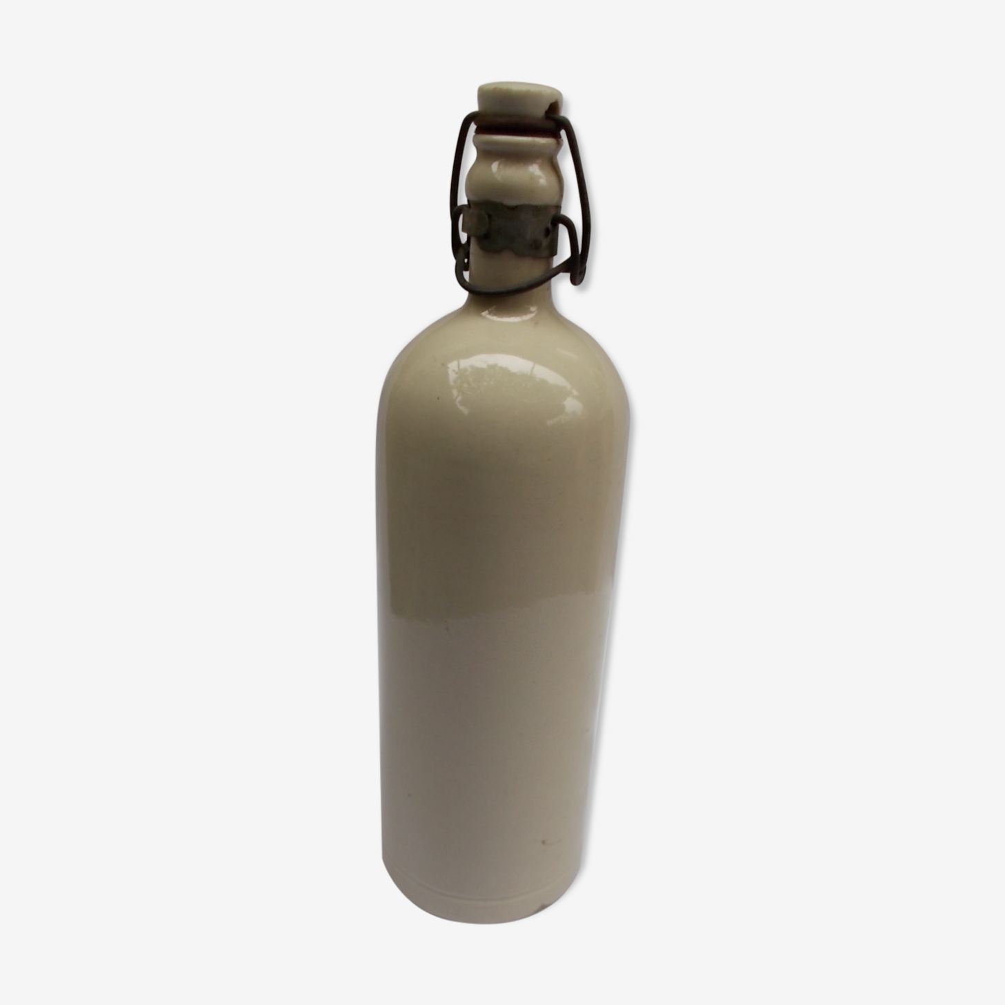 Ancienne bouteille grès