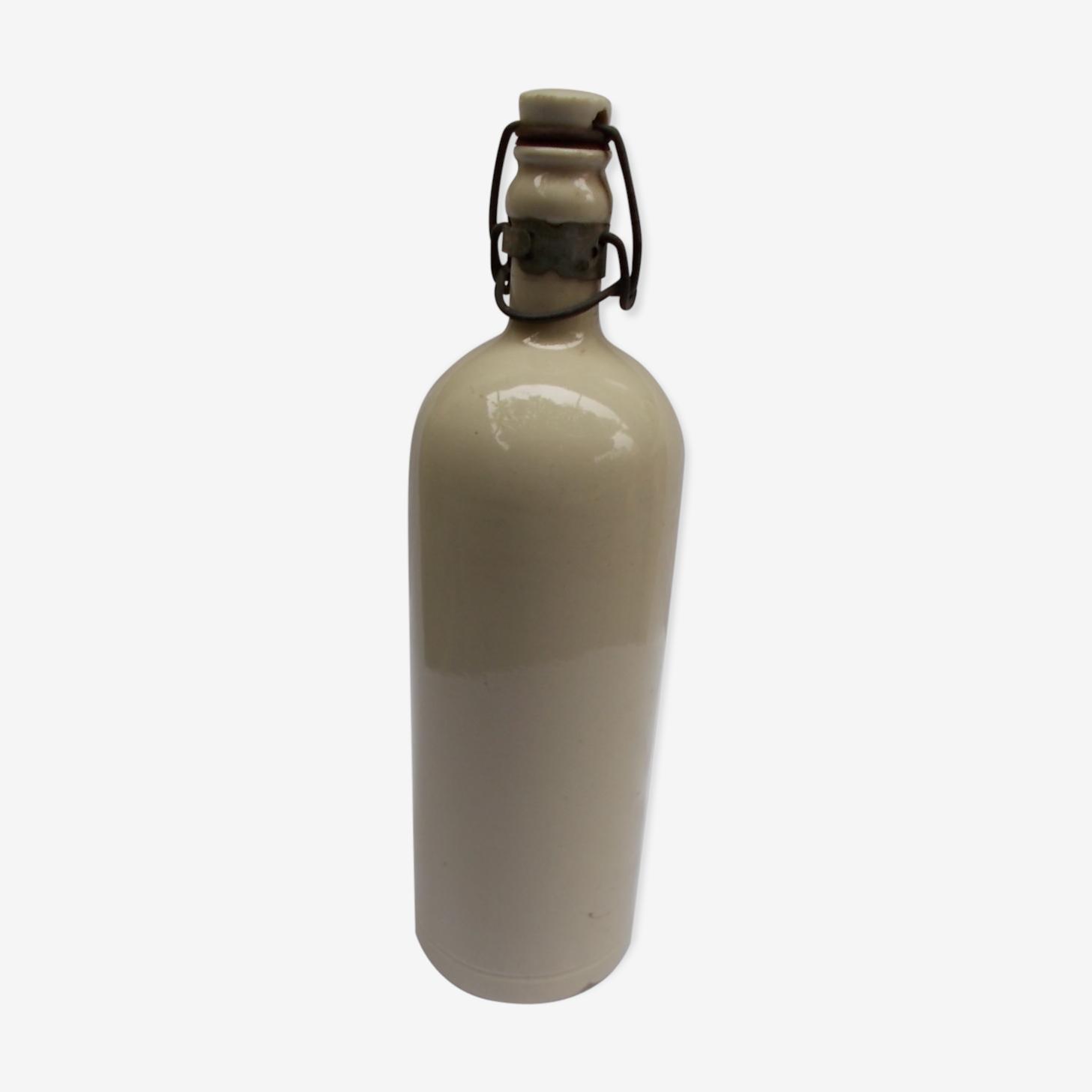 Old stoneware bottle