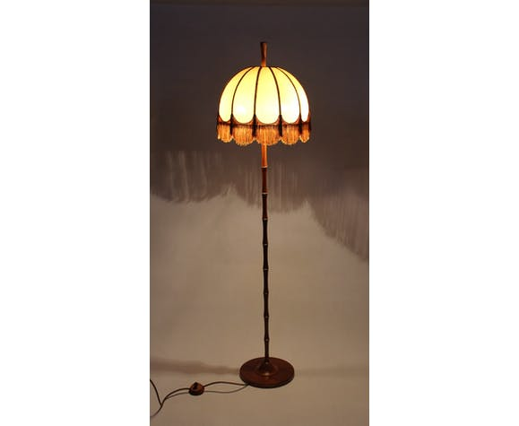 Lampe de sol suédoise années 1960