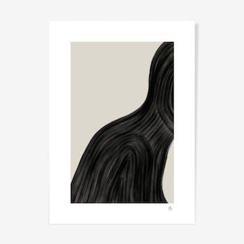 Illustration - Quand vous êtes parti
