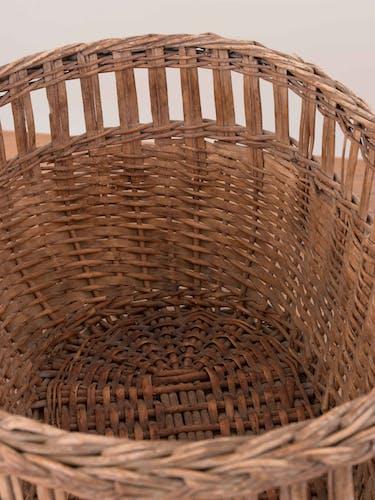 Vintage Wicker Basket