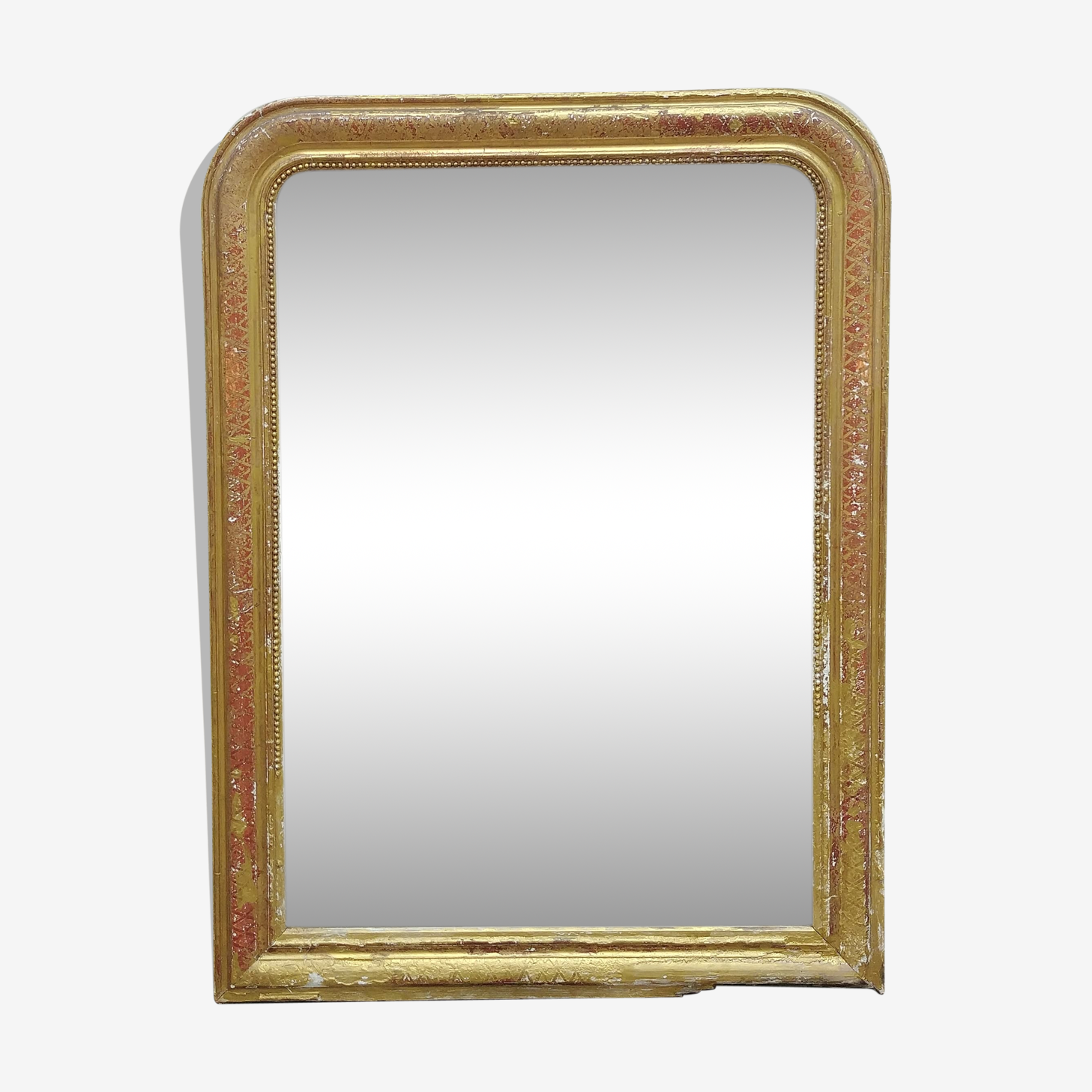 Miroir Louis Philippe ancien 88x118cm