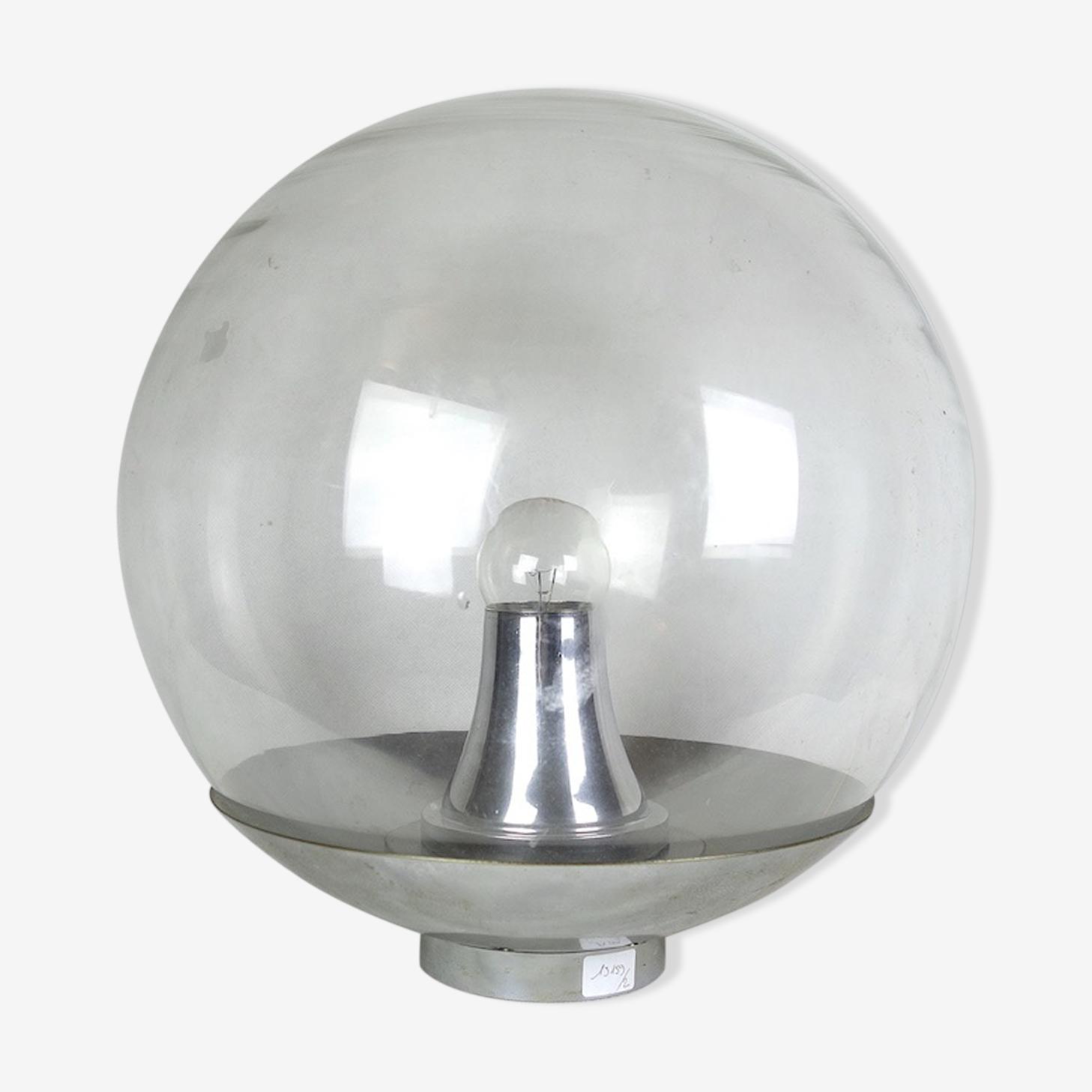 Vintage ball lamp 1950