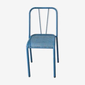 Chaise en acier industrielle