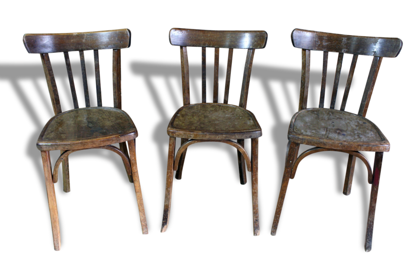 Cool of chaises bistrot table et chaises for Chaise bistrot ancienne