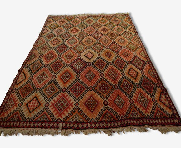 tapis marocain original marmoucha 278x202 - Tapis Marocain