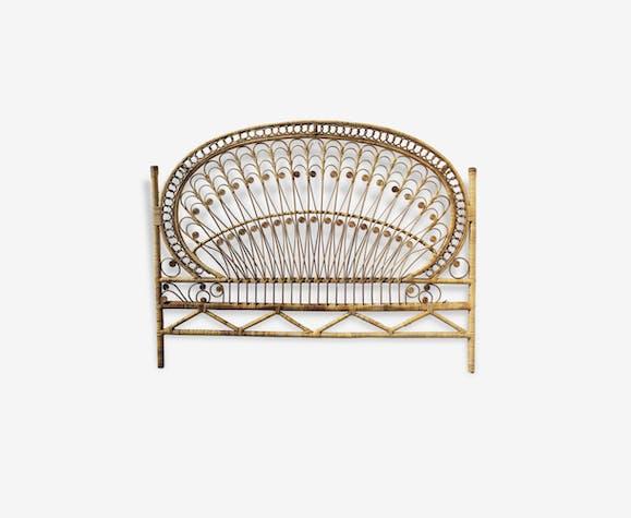 Tête de lit rotin - rotin et osier - vintage - 28040