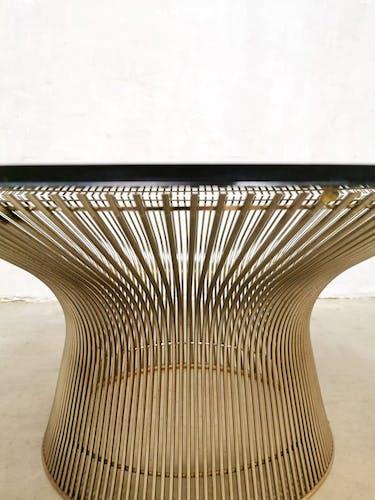 Table basse par Warren Platner pour Knoll International