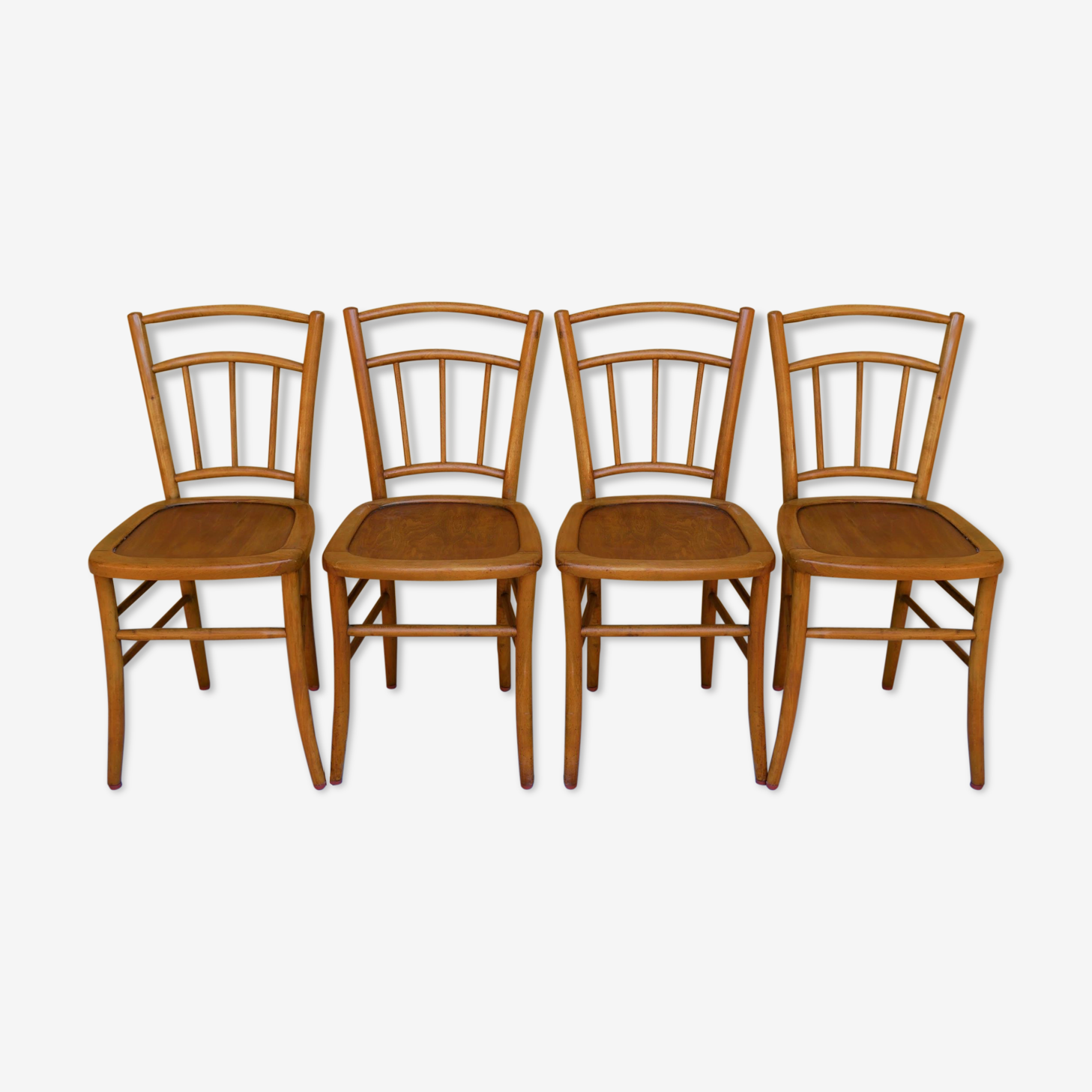 Set of 4 chairs with Luterma Bistro