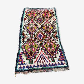 Carpet boucherouite 110x235cm