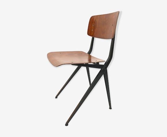 Chaise Spin Chair 102 Ynske Kooistra pour Marko Holland, Pays-Bas des années 60